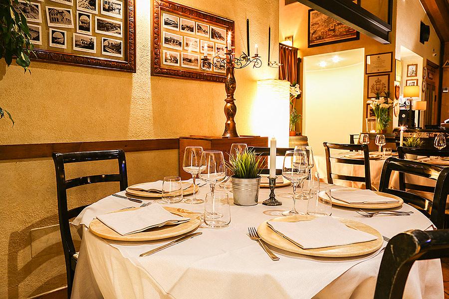 Foto home page Ristorante La Fratta